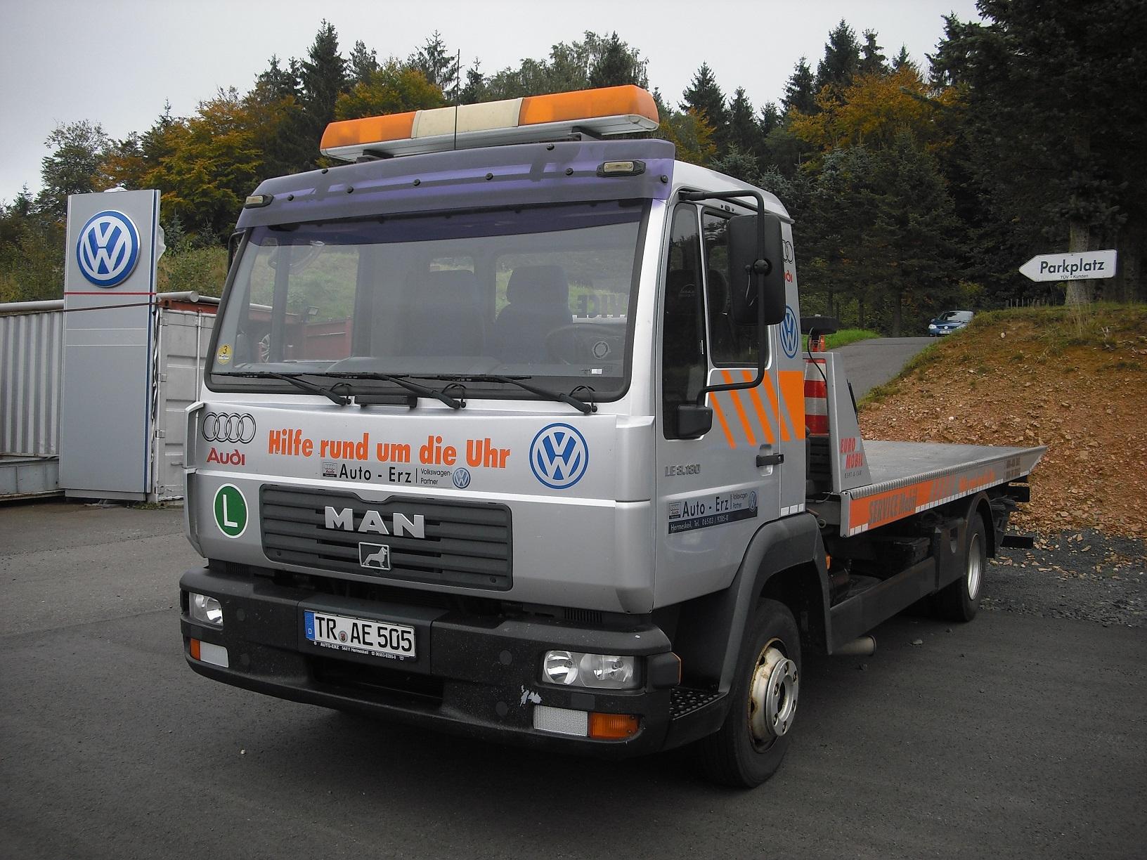 Unser Service - Auto ERZ GmbH